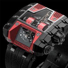 REBELLION T-1000 Gotham Sofia designers