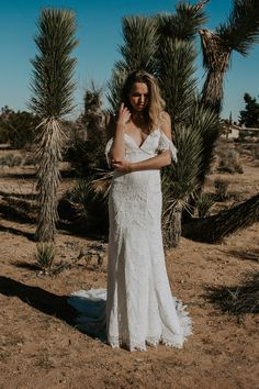 Daughters of Simone- Badu soft, unstructured silhouette, perfect for the modern, bohemian bride. Bohemian Bride, Modern Bohemian, New Wedding Dresses, New Age, Dress Collection, Daughters, Feminine, Silhouette, Bridal