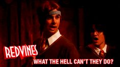redvines...what the hell CAN'T they do? avpm ♥