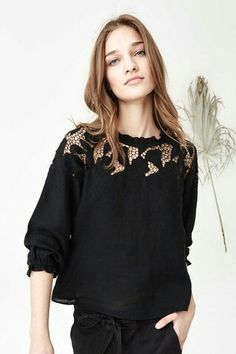 9b8b23910b3 Sleeves on blouses and button shirts are taking centre stage on the runways  and on the streets. The bigger the better. Look for blouses with funnel