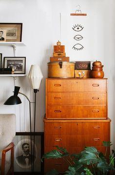That dresser.