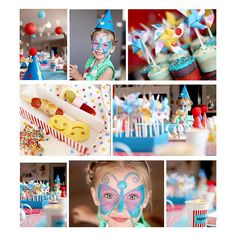 ideas for carnival party