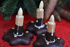 Lebkuchen - Kerze