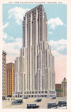 Palmolive Building [565 Ft] - [Chicago, IL] - N Michigan Ave