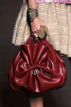 Christian Dior A/W 2011/2012 #Bags