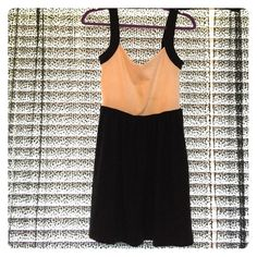 Black and White Dress More fitted at top, flowy at bottom. Size medium. Very complimenting dress! Happy to bundle. Dresses