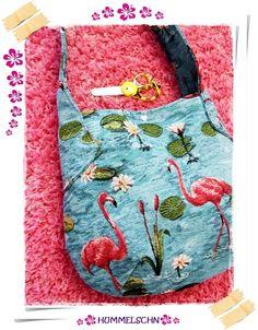 ✂ <3 Meine Flamingo Beuteltasche :)   ✂ <3 Ich habe mal wieder eine Tasche von der tollen farbenmix Taschenspieler 3 genääääht ;) ...diesmal eine #Beuteltasche ;) ...aber um 25% verkleinert ;) ✂ <3  ✂ <3 Den zukka Flamingo Stoffschatz hatte ich bei der lieben Cherry Picking ergattert ;)   ✂ <3 SooOooOO HAPPY bin ;) hüpf ;)   ✂ <3 ...weitere INFOS und PICS im ✂ HUMMELSCHN ✂ BLOG ;)   ✂ <3 http://hummelschn.blogspot.de/2016/04/flamingo-beuteltasche.html
