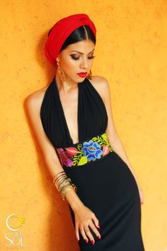 Amazing Mexican Dress by MimosasAtelier on Etsy More