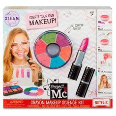 Project Mc2 Crayon Makeup Science Kit : Target