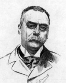 Eugène Grasset, (1845 - 1917)
