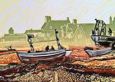Rob Barnes, Aldeburgh Boats