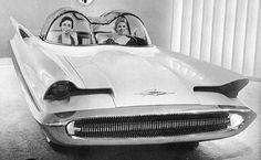 1954 Lincoln Futura Concept Car