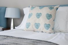 Our holiday homes are more like a luxury b&b than a stuffy hotel. B & B, Throw Pillows, Luxury, Home, Toss Pillows, Cushions, Ad Home, Decorative Pillows, Homes