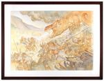 Justin  Gerard - For my fellow Tolkien fans. If you've got the money, these pieces are a steal at these prices.