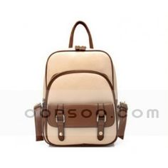 Custom Fashion Multicolor Oxford Cloth School Bag For Sale - BB1412292573