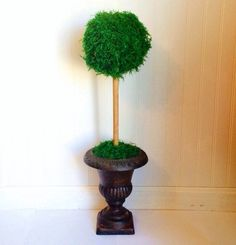 Topiary Tree                             by LondonGraceBoutique