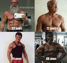 Então quando ficar velho, cai tudo ? #musculação #fitness #motivação #treino #academia