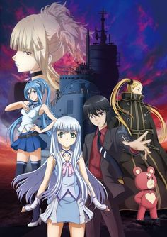 Arpeggio of Blue Steel film