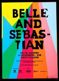Belle & Sebastian (Rio de Janeiro, 2010).
