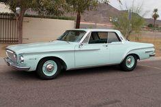 1962 Dodge Dart  http://www.classicautoworx.com