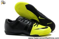 Latest Listing Cheap Nike Green Speed GS Volt-Black-Black Football Boots Store