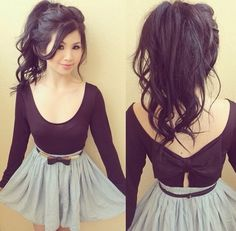 Stylish Hair Style Collection 2013 New Stylish Hair styles for girls and women 2013 Prom Hairstyles For Long Hair, Braids For Long Hair, Latest Hairstyles, Ponytail Hairstyles, Pretty Hairstyles, Girl Hairstyles, Amazing Hairstyles, Wavy Ponytail, Simple Hairstyles