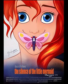 """Alex Pick on Instagram: """"Today's #mermay2020 post is inspired by the original prompt list of @tombancroft1 I came up with the idea of mashup #thelittlemermaid with…"""" Disney Movie Characters, Disney Artists, Twisted Disney, Disney Love, Walt Disney, The Little Mermaid, Prompts, The Originals, Creative"""