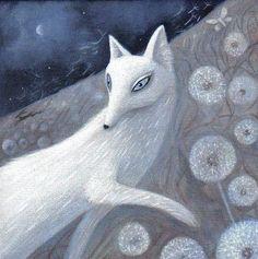silver fox (wee bit different )