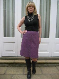 vogue 2647 skirt