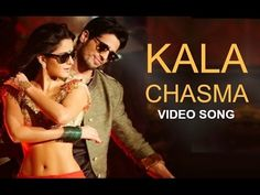 Katrina Kaif And Siddharth Malhotra's Kala Chasma Song First Look Released - YouTube