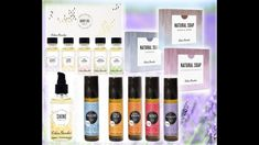 Eden's Garden Review on Body Oils, Soap, Roll Ons and Giveaway!