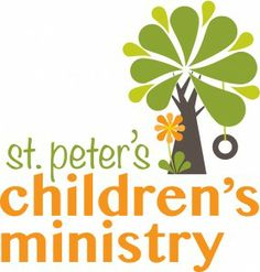 """Logo-Childrens-Ministry-LOVE IT!  And """"Sprout"""" for the birth to preK and """"Kid's club"""" for k-5th"""
