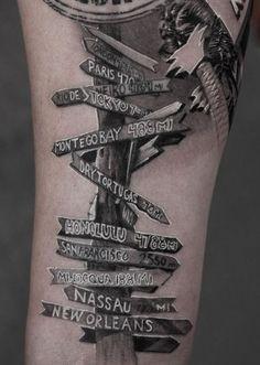 Hand Tattoos, Body Art Tattoos, New Tattoos, Tattoos For Guys, Buddha Tattoos, Tattoo Ink, Leg Sleeve Tattoo, Full Sleeve Tattoos, City Tattoo