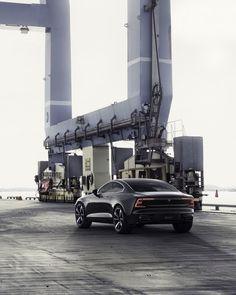 Марка Polestar представила свою первую модель —гибридное купе синдексом 1 - Cardesign.ru - Главный ресурс о транспортном дизайне. Дизайн авто. Портфолио. Фотогалерея. Проекты. Дизайнерский форум.