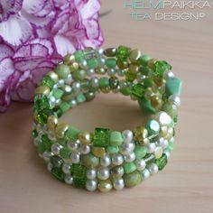 Helmipaikka Oy - Joka päivä on korupäivä - Helmipaikka. Beaded Bracelets, Jewelry, Bijoux, Jewlery, Jewels, Jewelery, Jewerly, Pony Bead Bracelets, Fine Jewelry