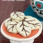 Earl Grey Tea and Coriander Shortbread Cookies!