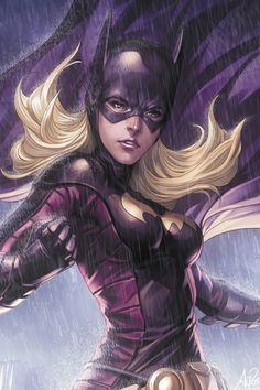 I miss Stephanie Brown as Batgirl