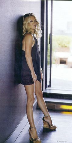 Kelly Ripa - Shoe envy! She always has the best gorgeous shoes on.