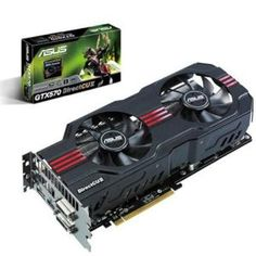 The Best Gadgets Reviews » Blog Archive » Review Asus nVIDIA SLI GeForce GTX 570 DirectCu II Graphics Card (1.28GB)