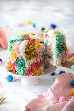 shag cake trend