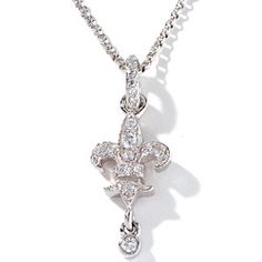 I LOVe this pendant, have seen hope wearing it on Days of Our Lives for years. What a beautiful Collection she has now!