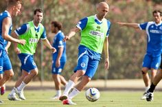 @OfficialBHAFC  #BHAFC Spanish training camp gallery now live on http://www.seagulls.co.uk  Here is an extra picture of Bruno Saltor.