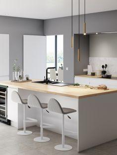 Lot de 2 Deep Granit gris look effet marbre Finition Ultra Brillante Autocollante X
