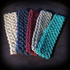 So many really pretty ones to choose from! Genius Headband By Elizabeth Alan - Free Crochet Pattern - (ravelry)