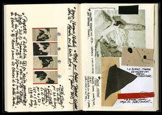Fabienne Verdier carnet d'atelier Bullet Journal Art, Sketchbook Pages, Visual Diary, Sketchbook Inspiration, Bookbinding, Book Design, Photo Book, Collage Art, Art Inspo