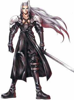 Sephiroth (Character)