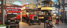 Themed entertainment: TiLEzone at London #Transport #Museum 21st March