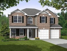 CANTON, GA - The Donovan by Peachtree Communities - My dream home in Canton, Georgia at Summer Walk. It's perfect.