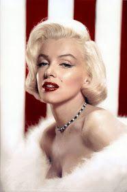 Τα μαλλιά της Marilyn Monroe και η τεχνική για το χτένισμά της!!!