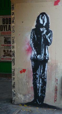 Jim Morrison, Paris street art This is actually in Belgium, see link please http://www.brusselspictures.com/2009/09/27/jef-aerosol-street-art-in-brussels/